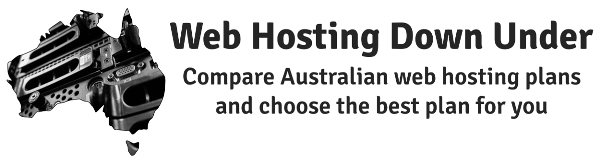 Web Hosting Down Under Logo